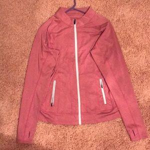 Jackets & Blazers - Pink performance jacket